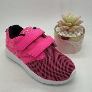 Girls Shoes Sanrio HelloKitty FuchsiBlack Runnners